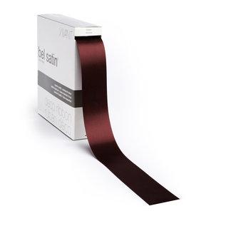 belsatin naamdruk Bel Satin kleur op naam bedrukt kleur 22