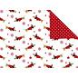 rotalia recto verso Papier cadeau Rotalia R 32201R