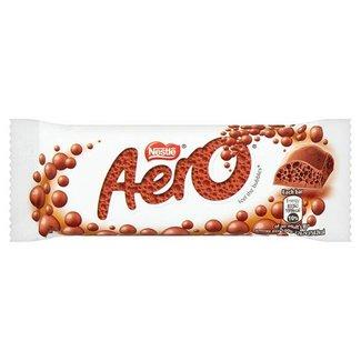 Nestle Aero Milk Chocolate 36g