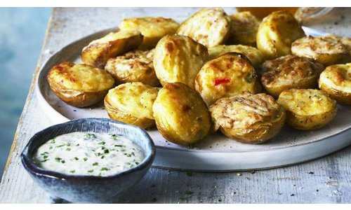 Potatoes  & Vegetables