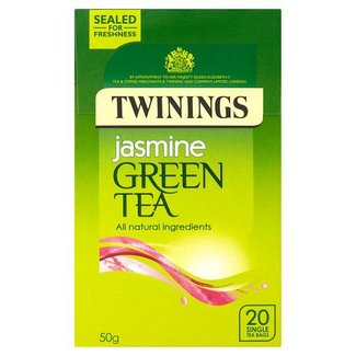 Twinings Tea Jasmine Green Tea 20s