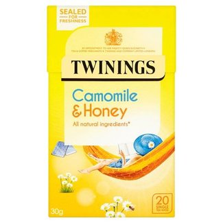 Twinings Tea Soothing Camomile & Honey 20s