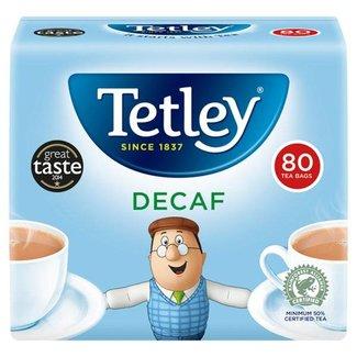 Tetleys Tea Decaf 80s (PM 2.85)