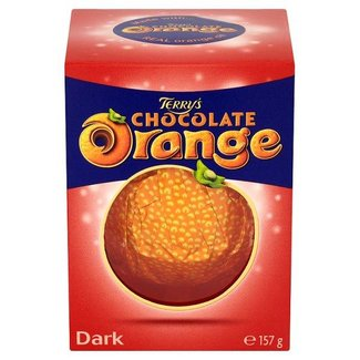 Terrys Dark Chocolate Orange 157gr