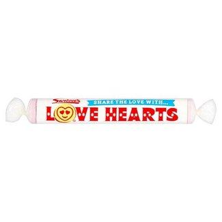 Swizzels Matlow Giant Love Hearts 39g