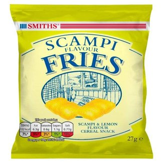 Smiths Scampi Fries 25g