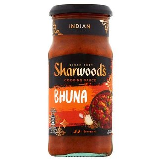 Sharwoods Bhuna Cooking Sauce 420g