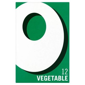 Stock Cubes Vegetable 12s