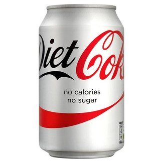 Coca Cola Diet 330ml
