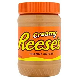Reeses Creamy Peanut Butter Spread 510g