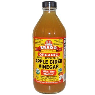 Bragg Organic Raw Apple Cider Vinegar 473ml