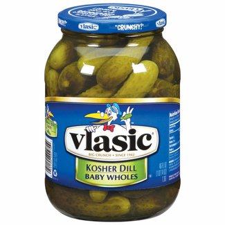 Vlasic Kosher Dill Baby Wholes 946ml