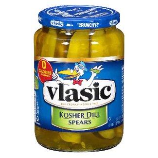 Vlasic Kosher Dill Spears 710ml
