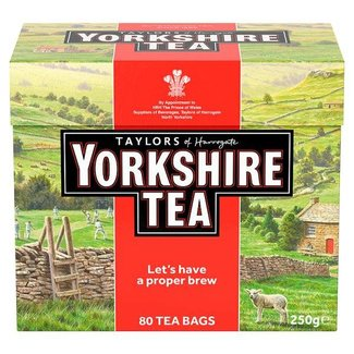 Taylors Yorkshire Tea 80's