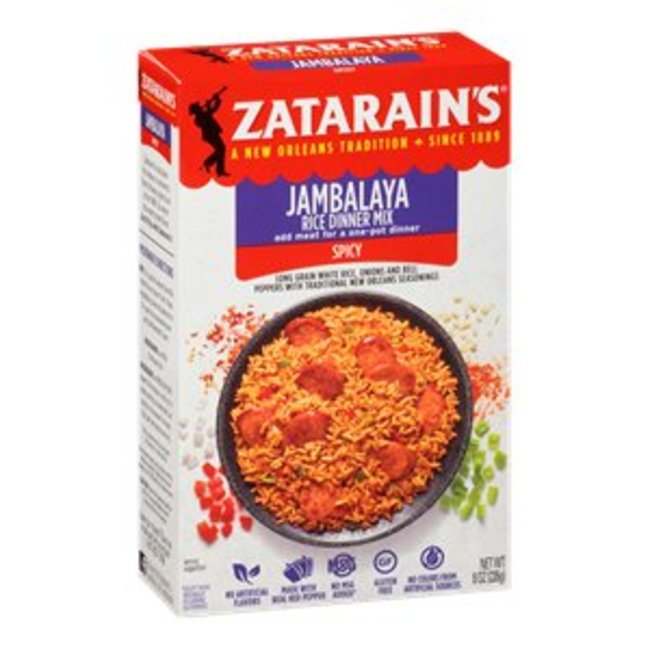 Zatarain's Jambalaya Mix 8oz (226G)