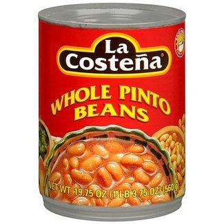 La Costena Whole Pinto Beans 400g