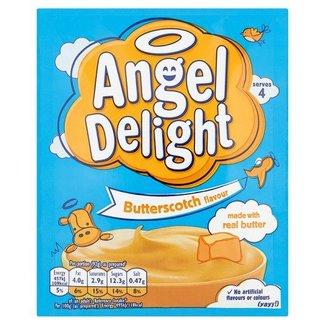 Birds Angel Delight Butterscotch