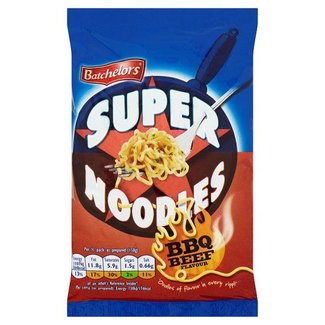 Batchelors Super Noodles BBQ Beef 100g