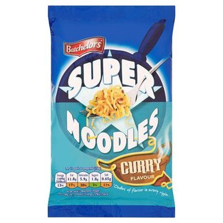 Batchelors Super Noodles Curry 100g
