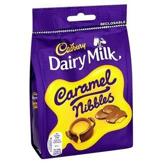 Cadbury Caramel Nibbles 120g