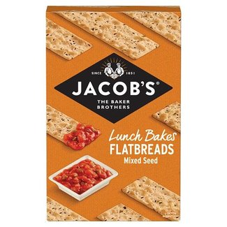 Jacob's Flatbreads Mixed Seed 150g