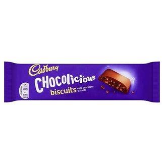 Cadbury Chocolicious Biscuits 110g