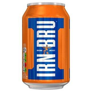 Irn Bru Soft drink 330ml