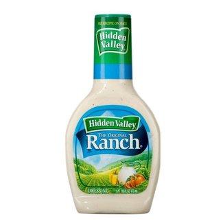 Hidden Valley Ranch Dressing 473ml