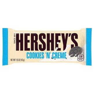 Hershey's Cookies Creme 43g