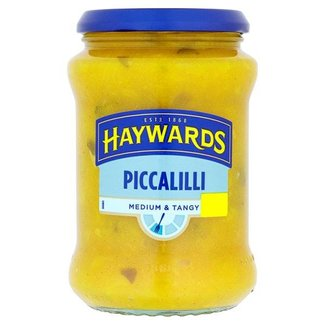 Haywards Medium and Tangy Piccalilli 400g