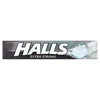Halls Extra Strong 32g (strength 5)