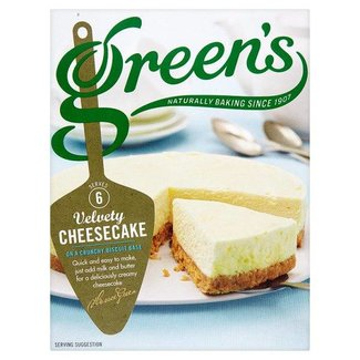 Greens Cheesecake 259g