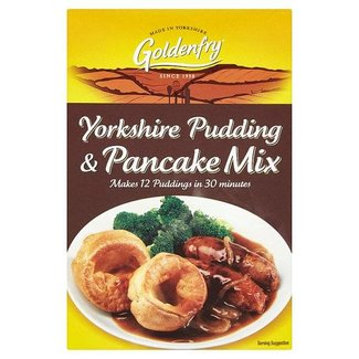 Golden Fry Puddings & Pancakes Mix 142g