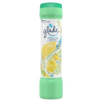 Glade Shake Vac Fresh Lemon 500g
