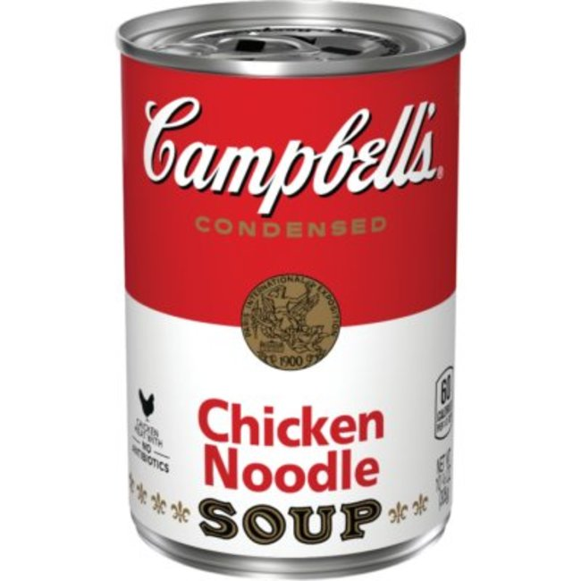 Campbell's Chicken Noodle Soup 305g