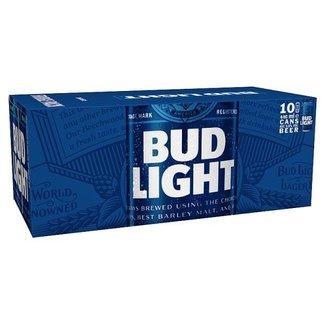 Budweiser Bud light (10 pack)