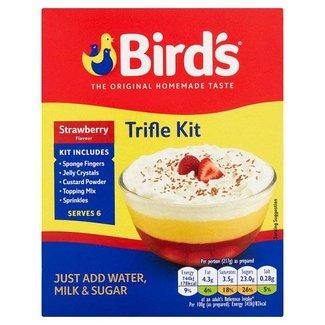 Birds Strawberry Trifle 145g