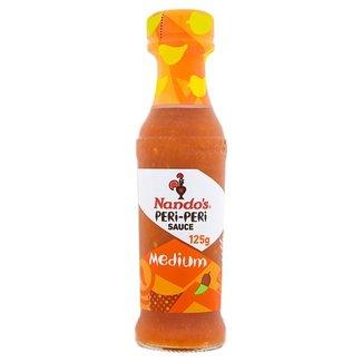 Nandos Medium Peri Peri Sauce PM1.99 125ml