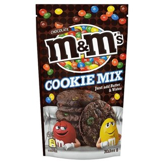 M&M's Chocolate Cookie Mix 180gr