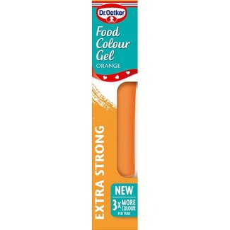 Dr. Oetker Gel Food Colour Orange 15g