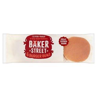 Baker Street Burger Buns 6pk