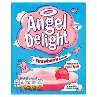Birds Angel Delight Strawberry Flavour 59g