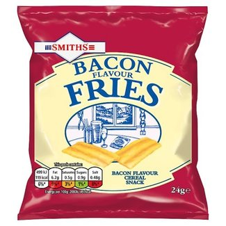 Smiths Bacon Fries 25g