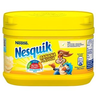 Nestle Nesquik Banana 300g