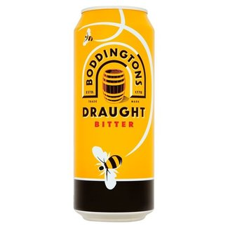 Boddington Draught Bitter 440ml