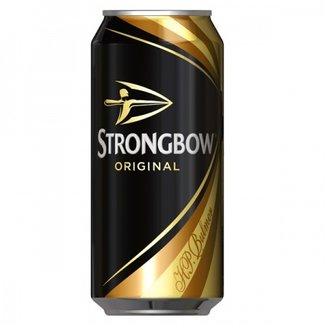 Strongbow Original Cider 440ml (can)
