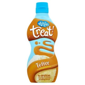 Askeys Treat Toffee Syrup 325g
