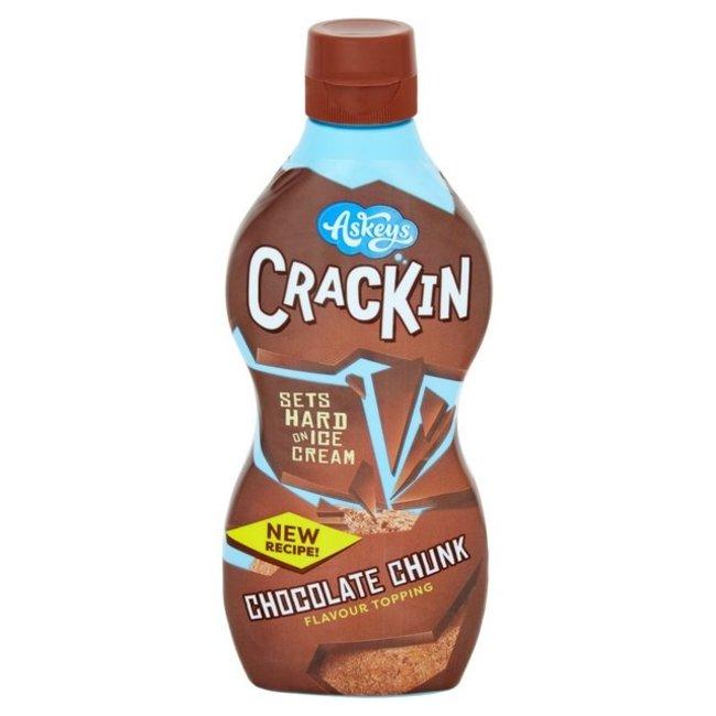 Askeys Crackin Chocolate Chunk 225g