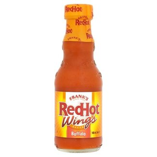 Frank's Red Hot Buffalo Wings Sauce 148ml
