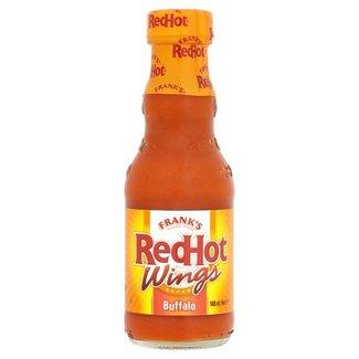 Frank's Red Hot Buffalo Wings Sauce 148ml